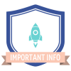 """Badge icon """"Rocket (7427)"""" provided by Jean-Philippe Cabaroc, from The Noun Project under Creative Commons - Attribution (CC BY 3.0)"""